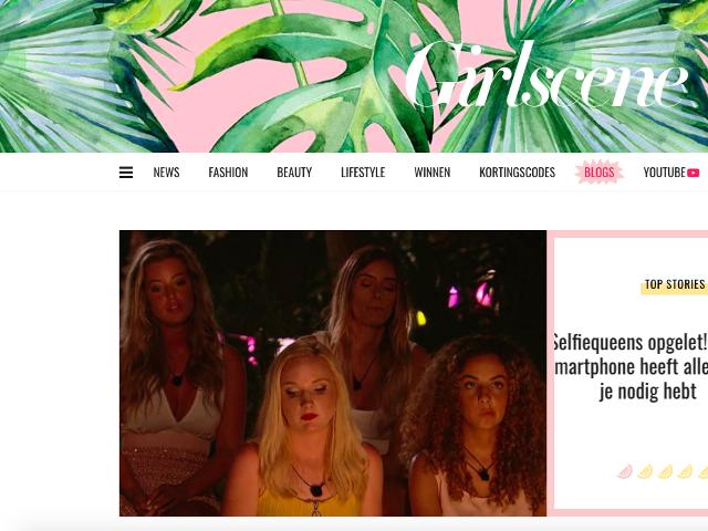girlscene.nl