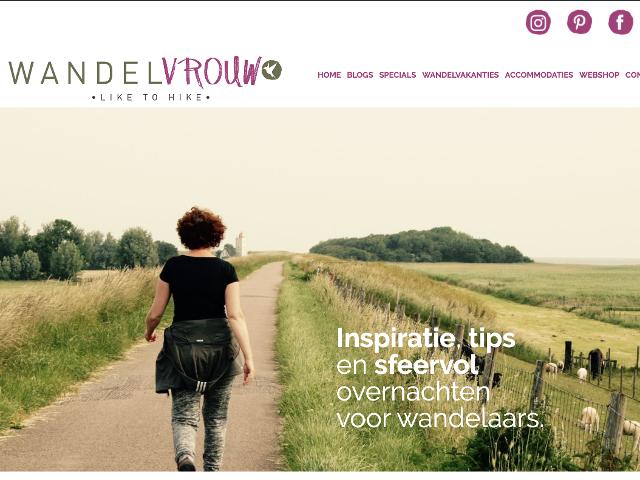 wandelvrouw.nl