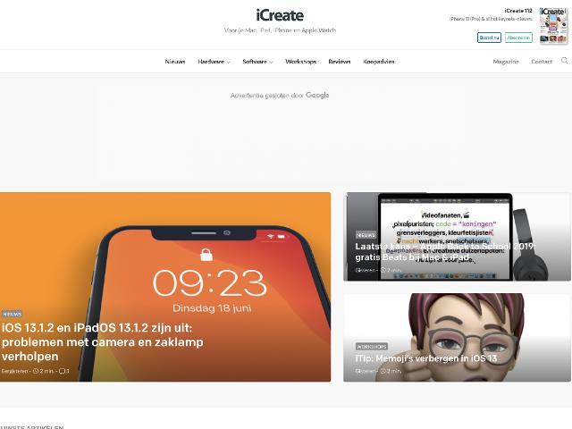 icreatemagazine.nl