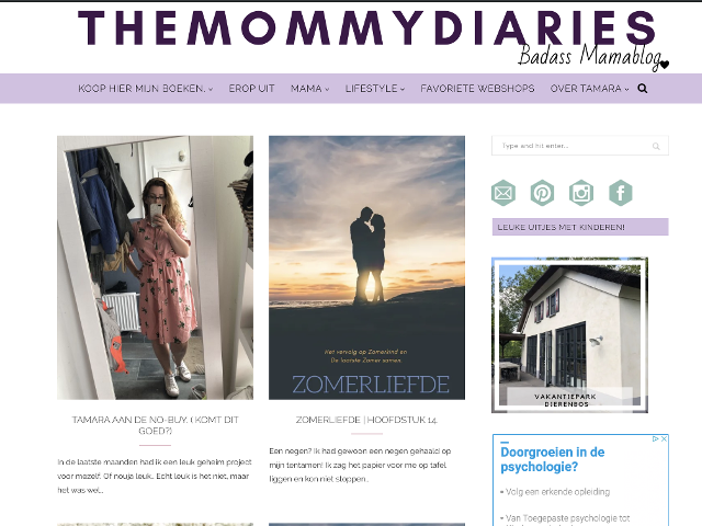 themommydiaries.nl