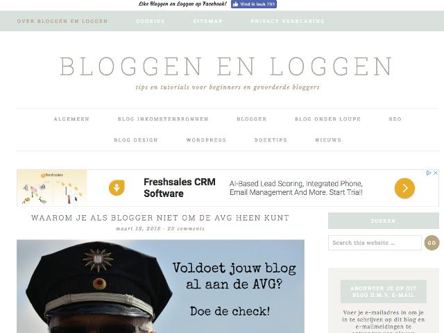 bloggenenloggen.nl