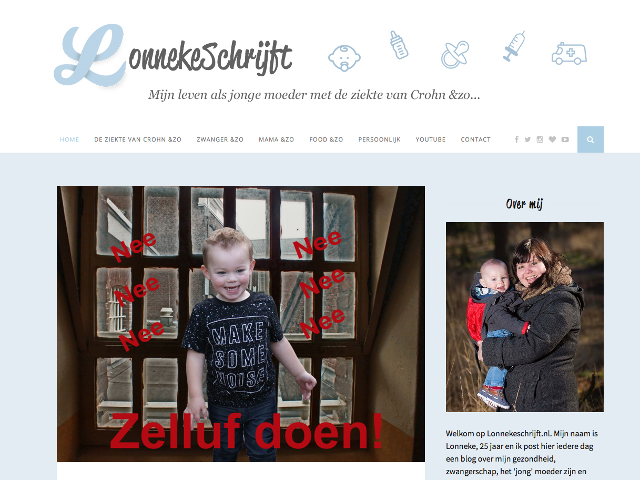 lonnekeschrijft.nl