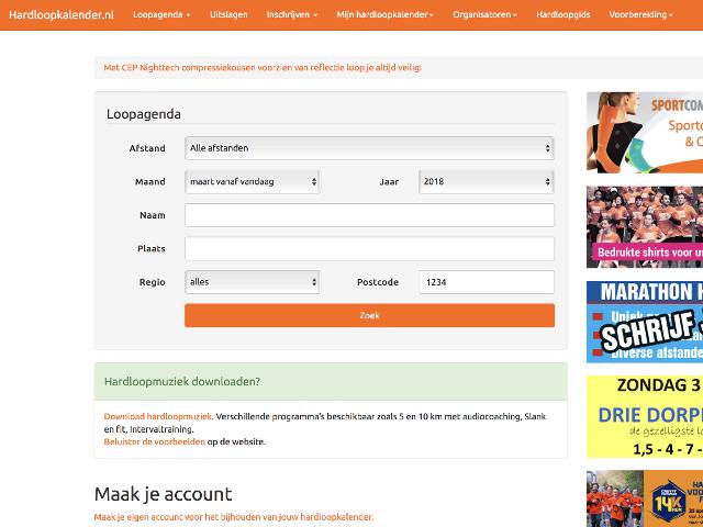 hardloopkalender.nl