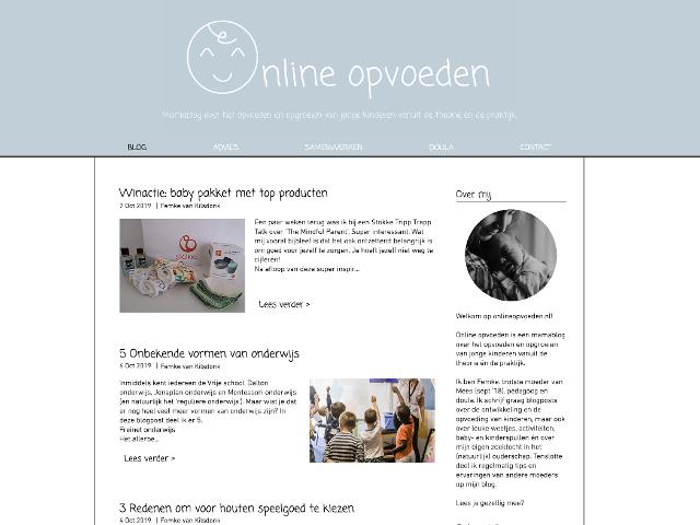 onlineopvoeden.nl