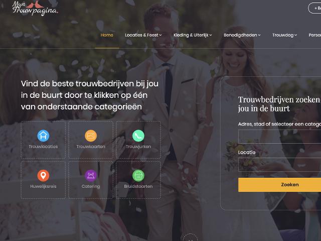 mijntrouwpagina.nl