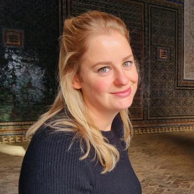 Mandy van Elp