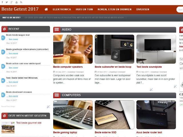 testresults.nl