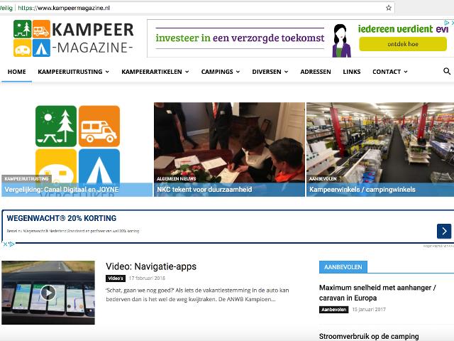 kampeermagazine.nl