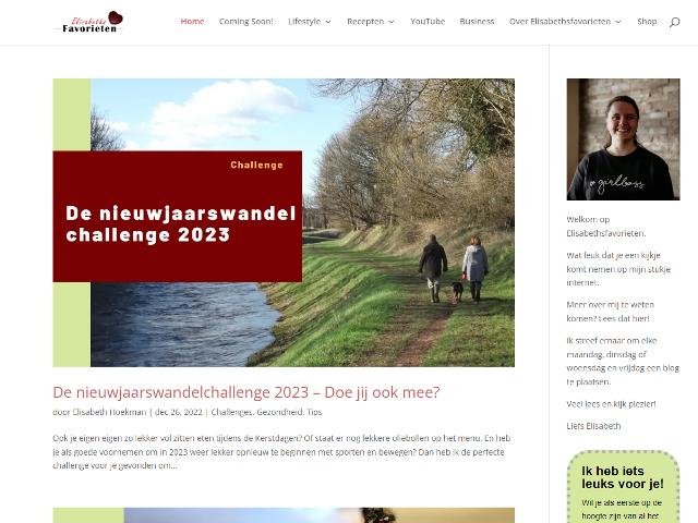 elisabethsfavorieten.nl