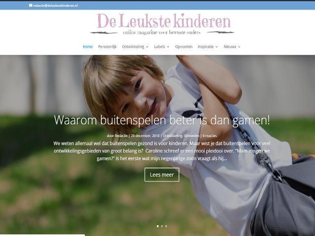 deleukstekinderen.nl
