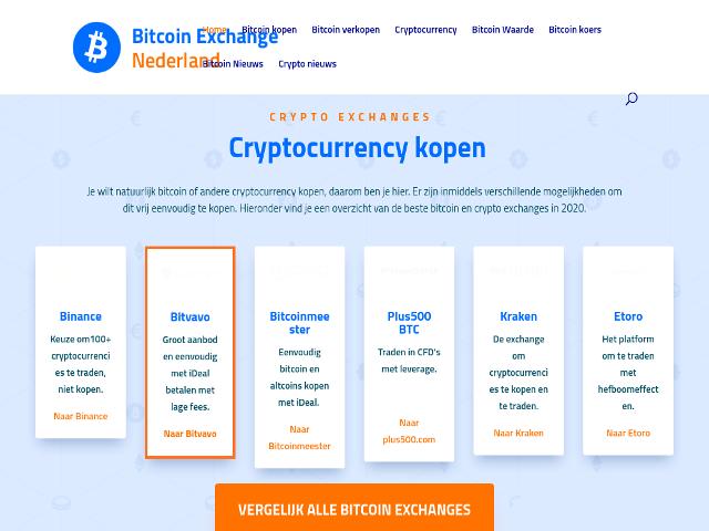 bitcoinexchangenederland.nl