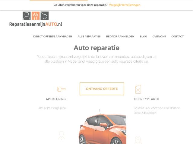 reparatieaanmijnauto.nl