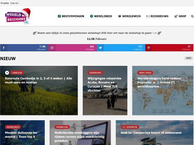 wereldreizigers.nl