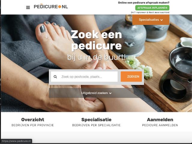 pedicure.nl