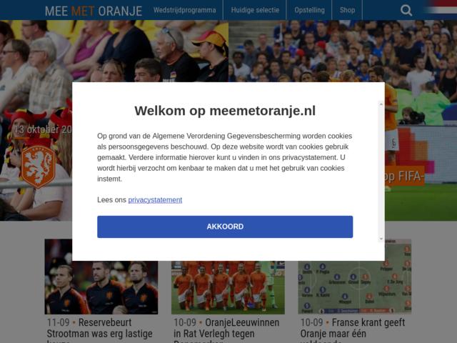 meemetoranje.nl