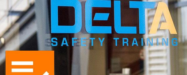 DELTA Safety training