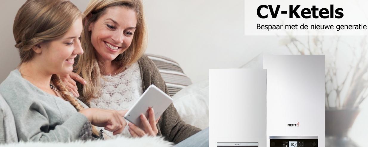 Nefit: Je huis duurzaam verwarmen met een CV ketel