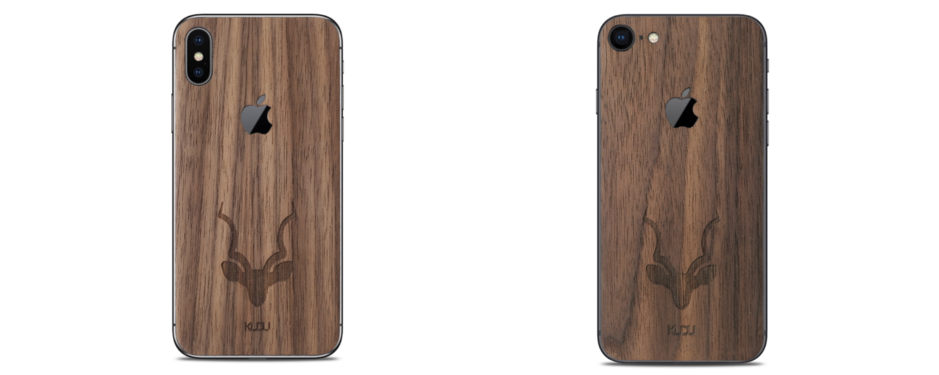 Kudu. Handmade design phone cases