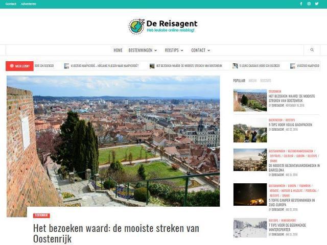 dereisagent.nl