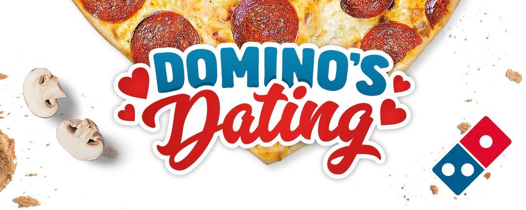Domino's dating app