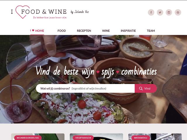 ilovefoodwine.nl