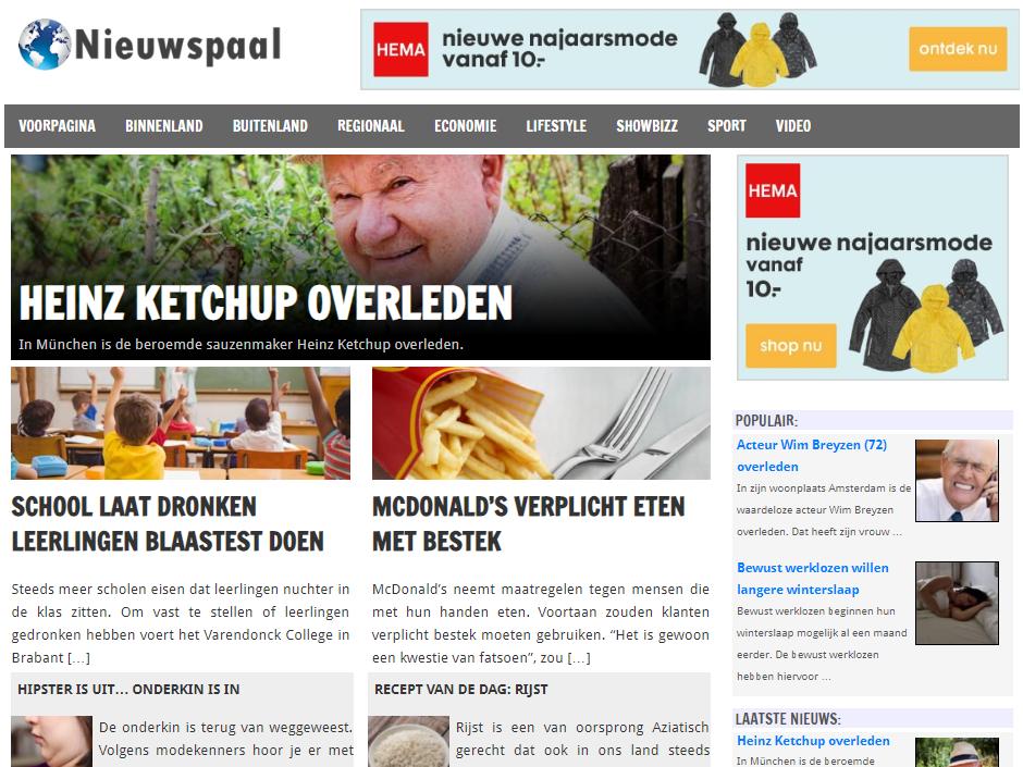 nieuwspaal.nl