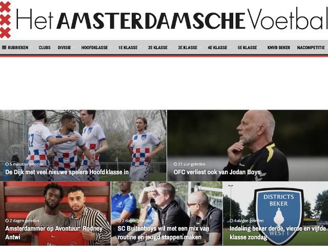 hetamsterdamschevoetbal.nl