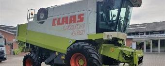 CLAAS oogstmachines