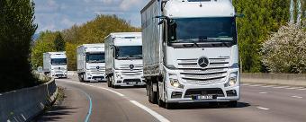 Vrachtwagens van MAN