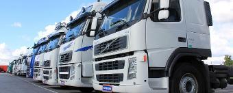 Vrachtwagens van DAF