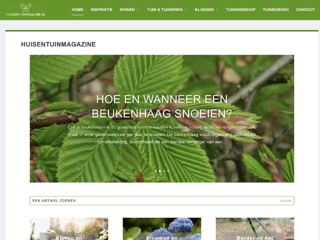 huisentuinmagazine.nl