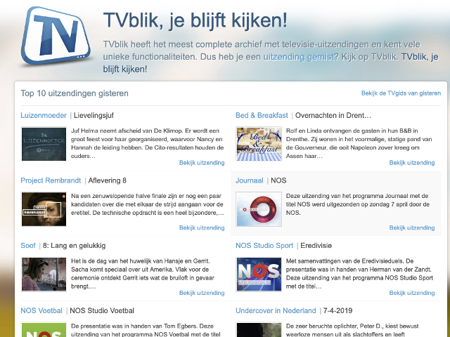 tvblik.nl