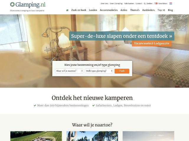 glamping.nl