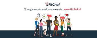 Fitchef: Platform voor voedingsschema's op maat
