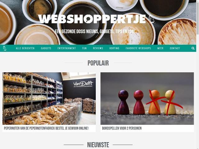 webshoppertje.nl