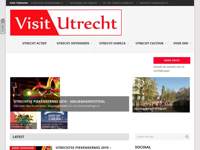 visitutrecht.nl