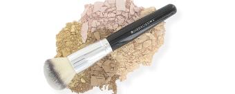 Minerale make-up: 100% vegan