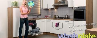 Washplate: Dé keukenoplossing.