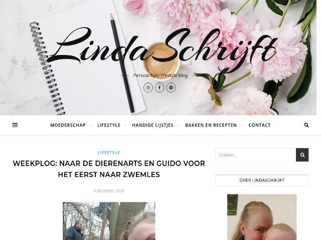 lindaschrijft.nl