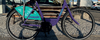 Winactie Maqqie-fiets