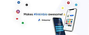 Linksome | Awesome #linkinbio