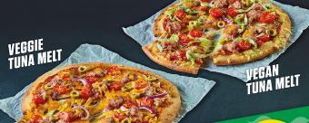SAVE TUNA, EAT PIZZA!